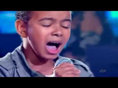 MJ再世 巴西天才兒童 - Agnus Dei