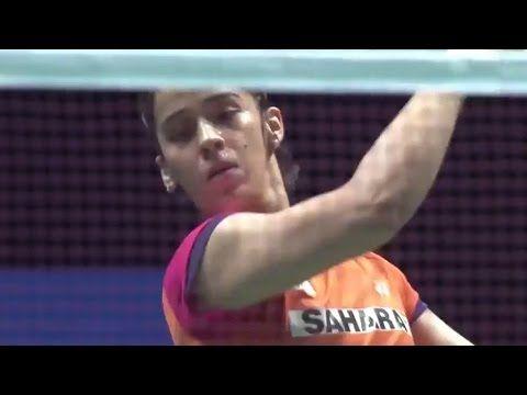 [羽毛球] 戴資穎反勝印度選手,晉級冠軍賽