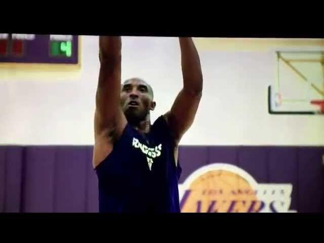 [Kobe Bryant 專訪片段] - 籃球最吸引人的地方是什麼?Kobe 的回答有點讓人意想不到
