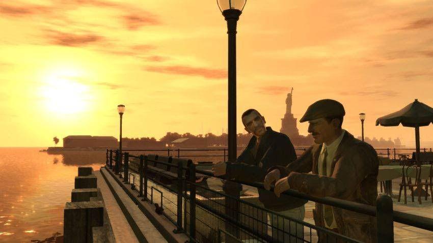 Grand Theft Auto IV / GTA 4 (2008)
