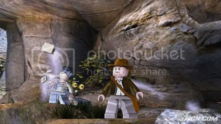 Lego Indiana Jones The Original Adventures(PSP/2010)