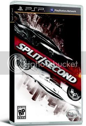 Split Second Velocity USA Repack (PSP/ENG/2010)