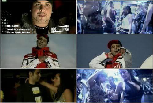 DJ Aligator ft Arash - Music Is My Language