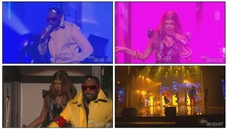 Black Eyed Peas - The Time (Dirty Bit) (Live at American Music Awards 2010)