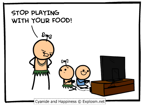 [Image: Playingwithyourfood.png]
