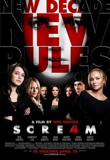 Krzyk 4 / Scream 4 (2011) TS XviD AC3-UNDEAD