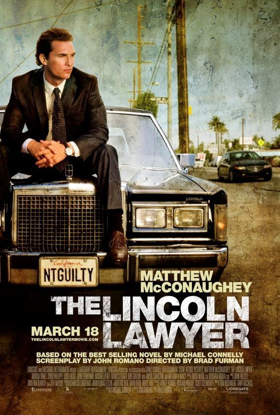 The Lincoln Lawyer (2011) SubPL AC3 DVDRip XviD