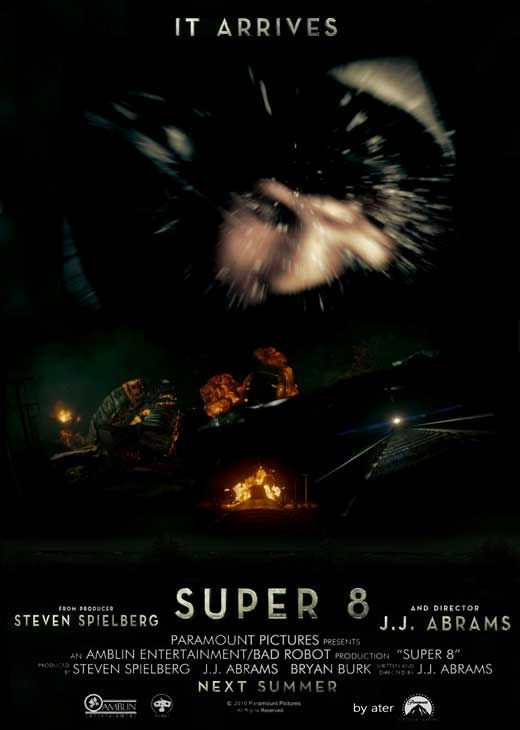 Super 8 (2011) PLSUBBED DVDScr XviD-BiDA / Napisy PL