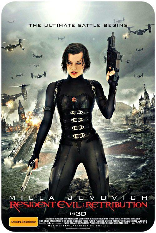 Resident Evil: Retrybucja / Resident Evil: Retribution (2012) PL DVDRiP XViD AC3-J25 / Lektor PL