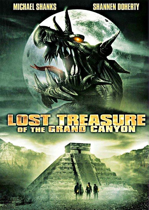 Zaginiony skarb Wielkiego Kanionu / The Lost Treasure of the Grand Canyon (2008) PL DVDRip XViD-J25 / Lektor PL