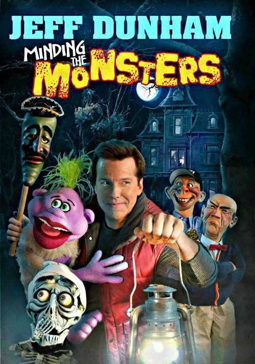Jeff Dunham: Minding The Monsters (2012) PLSUBBED DVDRip XviD-J25 / Napisy PL