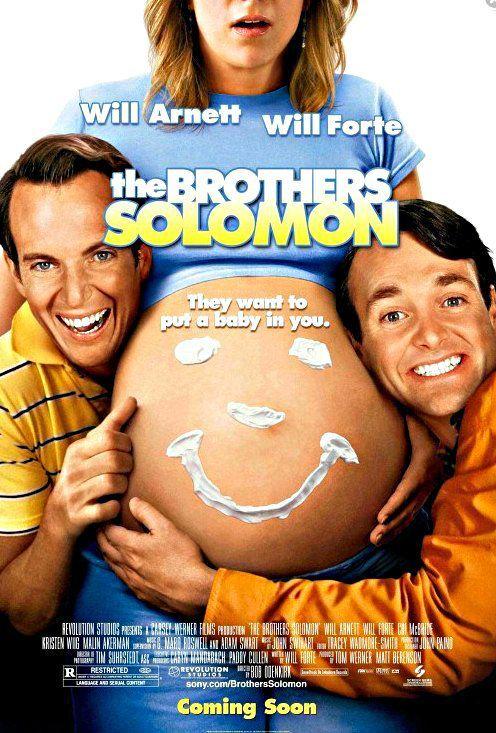 Bracia Solomon / The Brothers Solomon (2007) PL DVDRiP XViD-J25 / Lektor PL