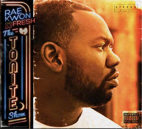 Raekwon and DJ Fresh – The Tonite Show (2013)