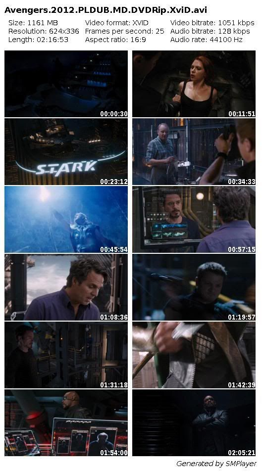 The Avengers (2012) PLDUB.MD.DVDRip.XviD / Dubbing PL