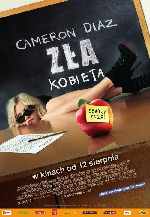 Zła kobieta / Bad Teacher (2011) PL.AC3.DVDRip.XviD-GR4PE / Lektor PL
