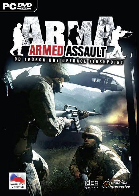 Arma: Armed Assault (2006) PL - CLONE + CRACK