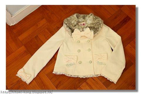 寒冬旅行的準備 - Lolita大衣
