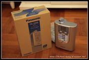單拖二回合戰利品 - Panasonic 電解水機