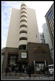 Day 1(3) 東京酒店住宿。池袋最熱鬧地段 - 第一イン池袋/第一Inn池袋