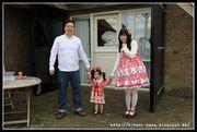 Day 5(5) 荷蘭。Giethoorn/羊角村。親子家庭合照及Lolita母女裝篇︱自由行...