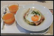 [日本] Day3.1 鹿兒島。文青系Pancakes早餐咖啡店 - CAFÉSHOP︱南九州。鹿...
