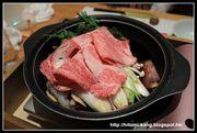 [日本] Day 2.4 東京夜景餐廳遠觀東京鐵塔。A5黑毛和牛壽喜燒 - 江戸...