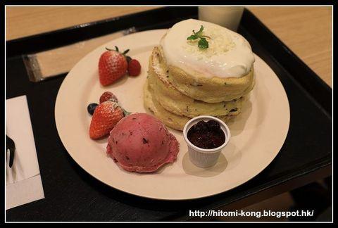 Day7.1 東京台場梳乎厘Pancake Café(不太推薦) - ELK New York Brunch(Divercity Toky...