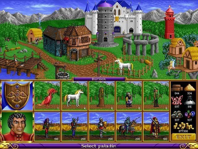 Heroes of Might & Magic I (1995)