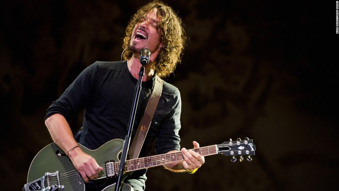 Chris Cornell's close friends remember his final days