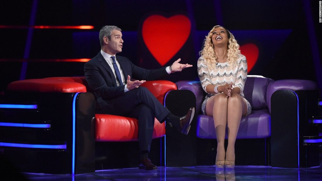 Andy Cohen wants to make a 'Love Connection'