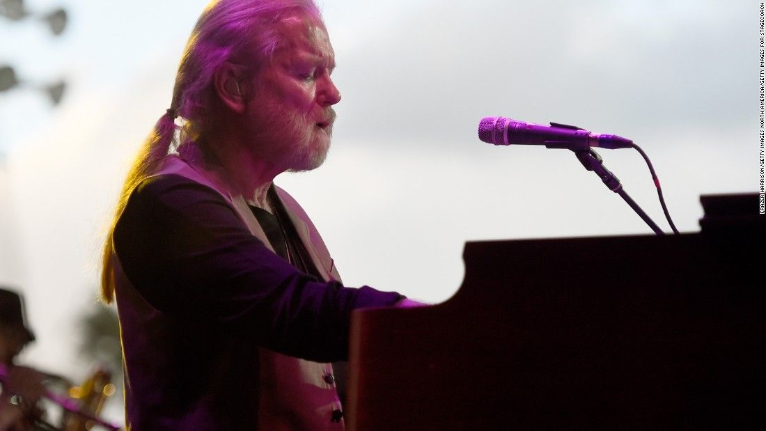 Musical legend Gregg Allman dies at 69