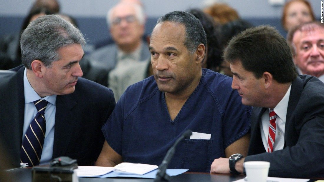 O.J. Simpson asks Nevada parole board for early release