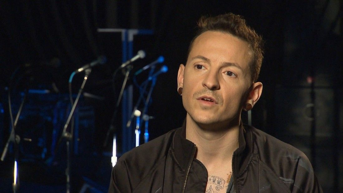 Chester Bennington's life may help male sex abuse victims speak up