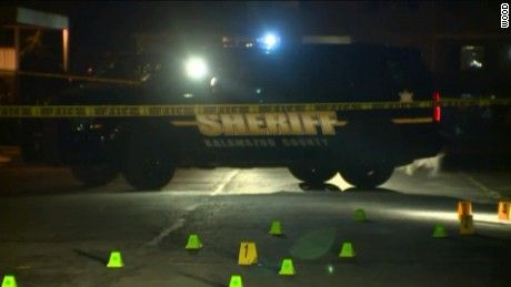 Kalamazoo shooting rampage kills 6; Uber driver in custody