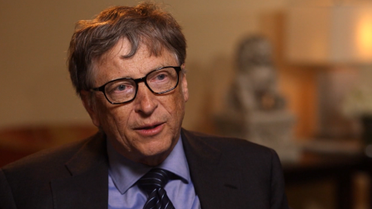 Bill Gates warns the world to prep for bio-terrorism