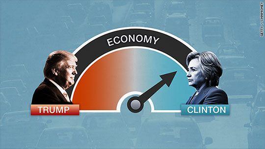 Moody's Analytics model predicts big Clinton win