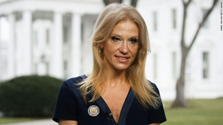 White House: Kellyanne Conway 'counseled' for plugging Ivanka Trump line