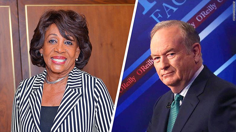 Bill O'Reilly apologizes after making racially charged joke about congresswoman