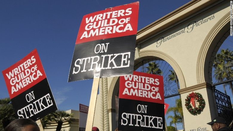Why Hollywood's writers might be headed for a strike