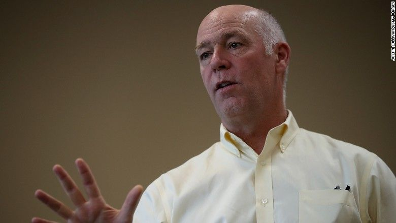 Montana newspapers pull support for GOP candidate after alleged assault
