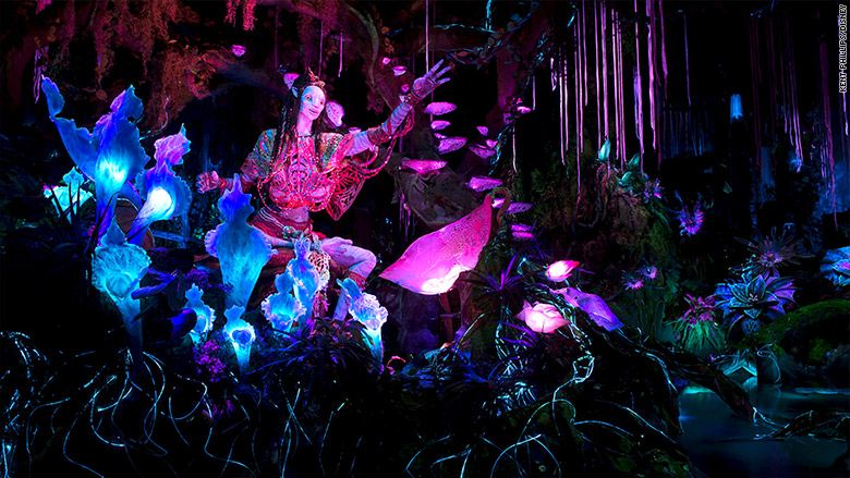 See Disney's Pandora with James Cameron