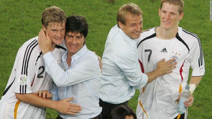 德國足球的黑暗時期+翻身過程