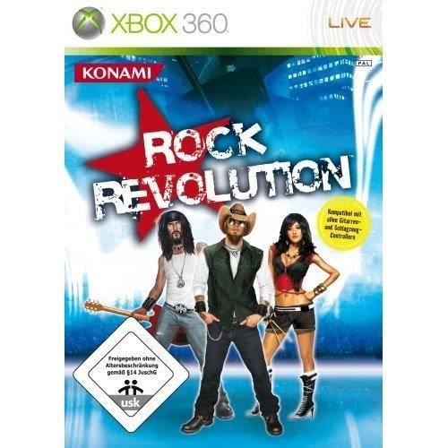 Rock Revolution (2008) PAL.Xbox 360