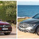 Mercedes обнови GLC и GLC Coupe