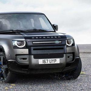 Land Rover Defender V8: най-мощният в историята