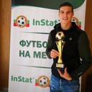 Кирил Десподов си получи награда за номер 1 през август