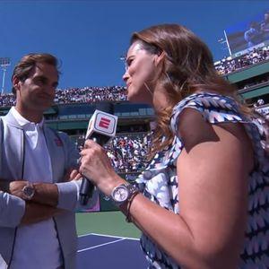 Федерер след загубата: Не е фатално, това са нормални неща