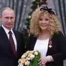 Путин поздрави Алла Пугачова за 70-тия рожден ден
