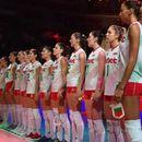 Волейболистките на България са седми в Европа