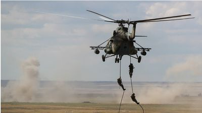 Москва се притеснява от военна заплаха от към Централна Азия